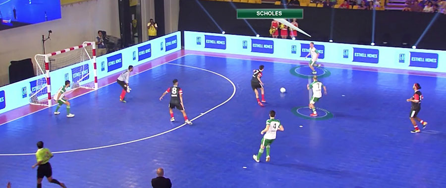 Futsal: A new and exciting Sport……in fact the fastest growing sport in the world